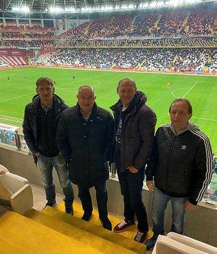 Stanislav Çerçesov Kudryashov için Türkiye'de