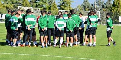 Denizlispor'da Balıkesirspor maçı hazırlıkları