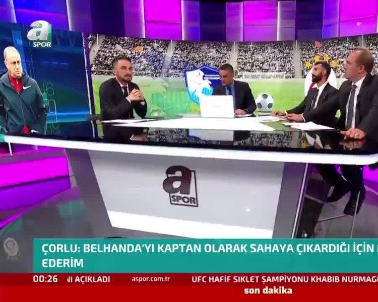 Taner Karaman'dan Belhanda sözleri: Galatasaray'ı FIFA'ya şikayet etmiş biri kaptan olamaz