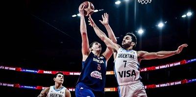 Arjantin 97-87 Sırbistan (2019 FIBA Basketbol Dünya Kupası) | MAÇ SONUCU