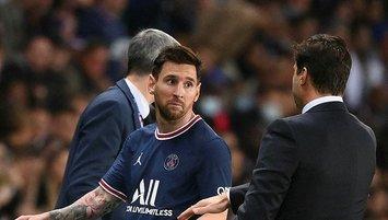 PSG'de Messi şoku! Metz maçında...