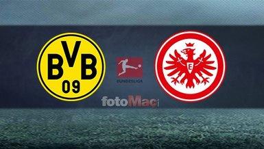 Borussia Dortmund-Eintracht Frankfurt maçı ne zaman, saat kaçta, hangi kanalda? Maç özeti fotomac.com.tr'de