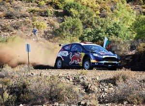 WRC Türkiye Rallisi'nden çarpıcı kareler