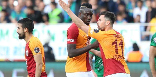 Mbaye Diagne'den Sinan Gümüş sözleri! Rizespor - Galatasaray maçında...