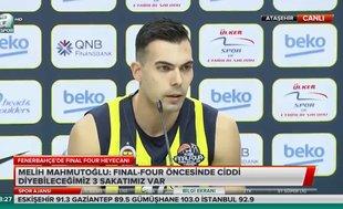 """Sloukas: """"Hep birlikte savaşacağız"""""""