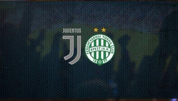 Juventus - Farencvaros maçı saat kaçta? Hangi kanalda?