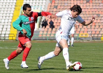 Diyarbakırspor - Antalyaspor (TSL 26. hafta maçı)