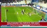 Galatasaray'da forvete yeni aday