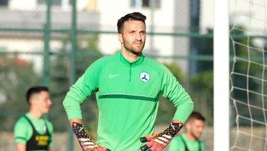 Galatasaray'dan Giresunspor'a transfer olan Okan Kocuk isteneni veremedi
