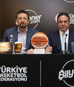 Basketbol Milli takımlarına yeni sponsor