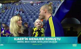 Kjaer'den Fenerbahçe'ye kötü haber