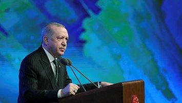 """Başkan Erdoğan'dan Devler Ligi ve F1 yorumu! """"Karar siyasi"""""""