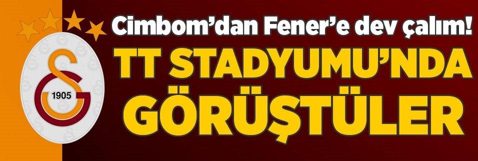 galatasaraydan fenerbahceye kenan karaman calimi tt stadyumunda gorustuler 1595410898233 - Menajerinden flaş paylaşım! Galatasaray ve transfer...