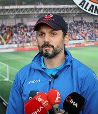 Erol Bulut: Ankaragücü maçında doğruları yaparak 3 puan almak istiyoruz