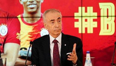 Son dakika spor haberleri: Galatasaray Başkanı Mustafa Cengiz'den Avrupa Süper Ligi açıklaması!