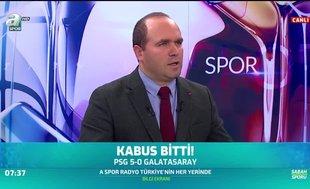 """""""Galatasaray'da futbolcular ile Fatih Terim arasında sıkıntı var"""""""