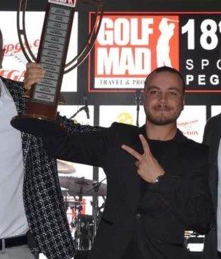 Golf-Mad Pro-Am Golf Turnuvası sona erdi