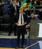 """Jasikevicius: """"Eve 1-1 ile döneceğimiz için çok mutluyum"""""""