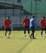 Sivas Belediyespor'da Trabzonspor maçı heyecanı