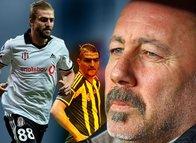 Bu iddia çok konuşulur! Caner Erkin'den hocasına 'Fenerbahçe ile anlaştım beni oynatma'