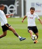 Galatasaray'da Yeni Malatyaspor maçının hazırlıkları tamamlandı