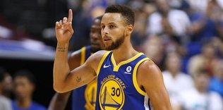 Warriors sezona galibiyetle başladı
