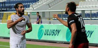 İstanbulspor, Gazişehir'i tek golle geçti