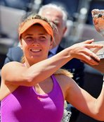 Roma Açık'ta şampiyon Svitolina