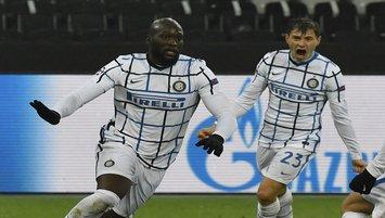 Inter Almanya'dan 3 puanla dönmesini bildi!
