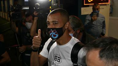 Trabzonspor Vitor Hugo transferini KAP'a bildirdi! | Son dakika haberleri