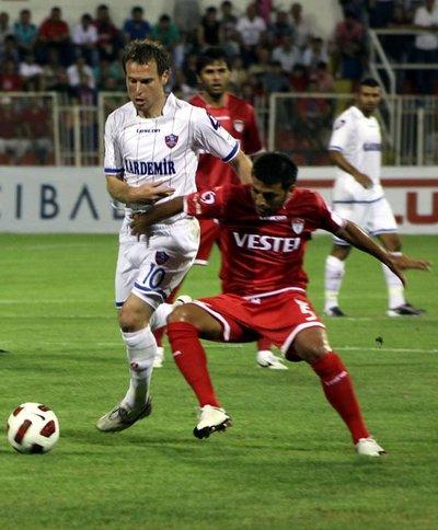 Karabükspor - Manisaspor (Spor Toto Süper Lig 1. hafta mücadelesi)