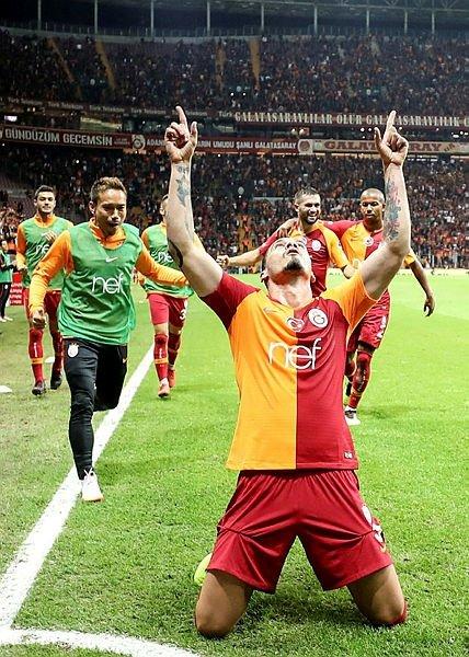 Galatasaray - B.B. Erzurumspor maçının basında yankıları!