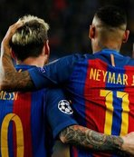 Messi'den Barcelona'ya Neymar sitemi