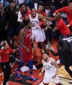 Raptors'tan tarihi geri dönüş