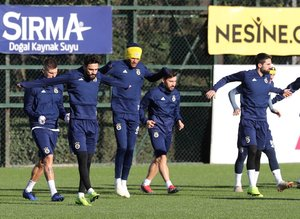 Fenerbahçe'nin Akhisarspor maçı 11'i!