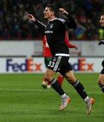Pepe'nin transferi sonrası Mario Gomez heyecanı