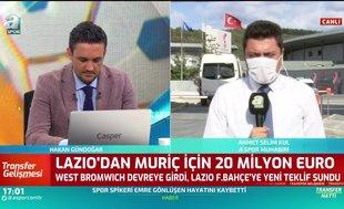 Lazio'dan Vedat Muriqi için yeni teklif!