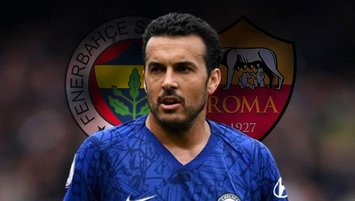 Pedro Rodriguez seçimini yaptı! Fenerbahçe...