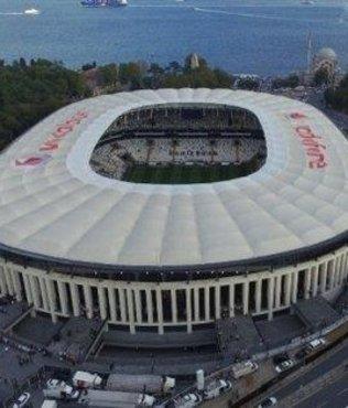 UEFA yetkilileri Vodafone Park'ı incelemeye aldı