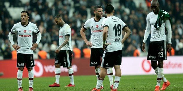 Fotomaç'ın usta kalemleri Beşiktaş'ı yazdı