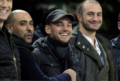 Dış basında Sneijder transferi