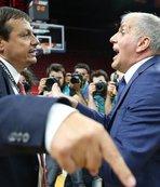 Ergin Ataman Obradovic'in küfrettiği anları yorumladı