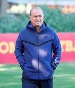 Galatasaraylı oyuncular YoYo testinden geçti