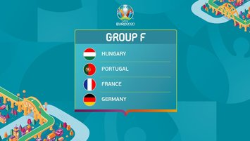 Avrupa Şampiyonası'nın ölüm grubu! EURO 2020'de F Grubu
