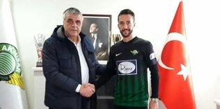 Bilal Kısa, Akhisarspor'da!