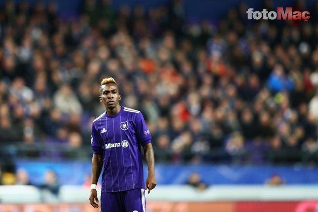 10 maddede Galatasarayın yeni transferi Henry Onyekuru
