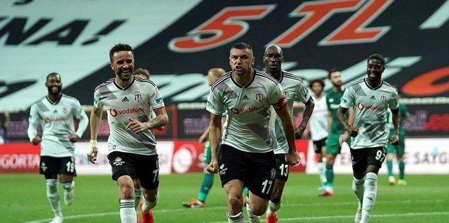Beşiktaş'ın üçüncülük planı... Kalpler sahada kulaklar Sivas'ta! - Futbol -