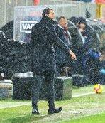 Bayram Bektaş: Penaltı golü oyunumuzu bozdu