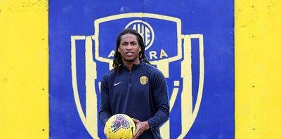 Gerson Rodrigues'in hedefi büyük