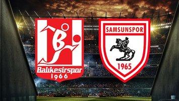 Balıkesirspor (U19) Samsunspor (U19)   CANLI